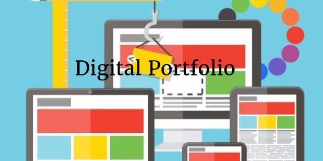A Digital Portfolio